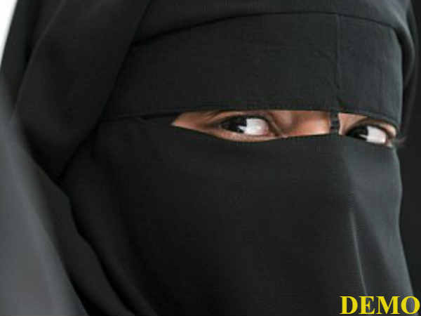Vhp Leader In Burqa Harassing Women Caught