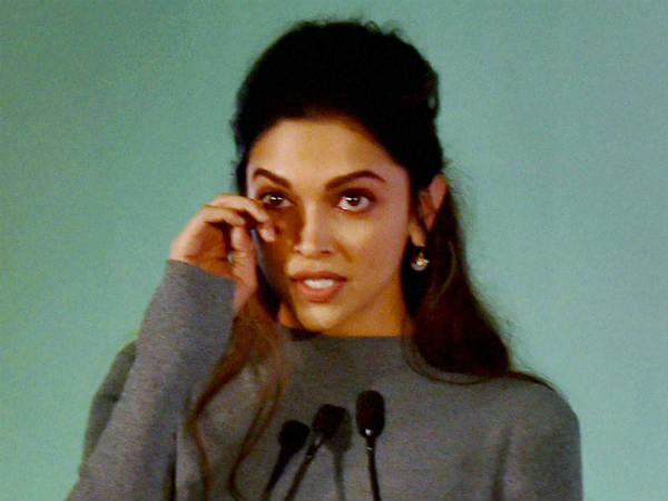 Deepika Padukone In Tears As She Talks About Depression