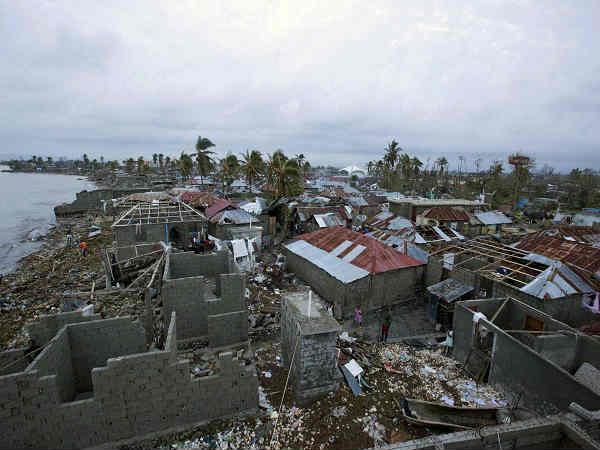 Florida Government Warns Ahead Hurricane Matthew