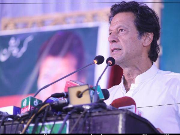 Imran Khan Says Nawaz Sharif Has Become Security Risk Pak