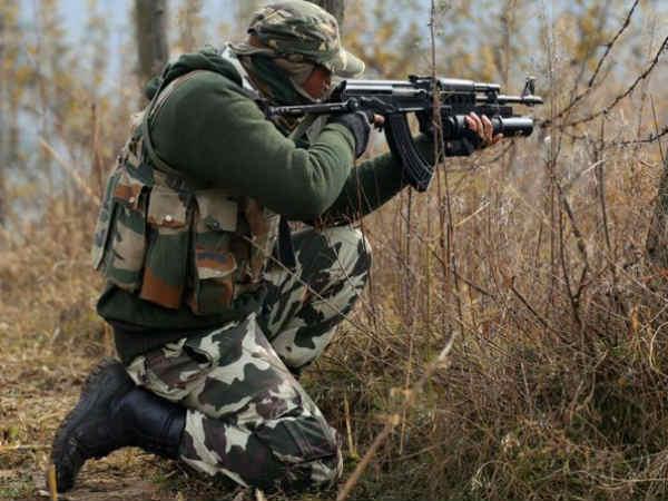 Pakistan Army Multiple Attacks Loc India Retaliates Aggressively