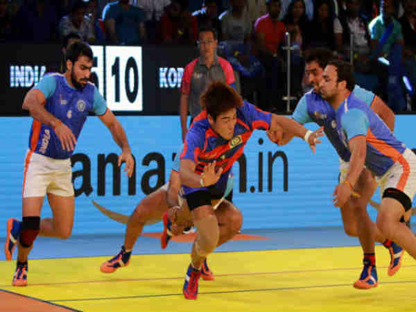 Kabaddi Worldcup Semifinal These Are Two Heroes Indian Win