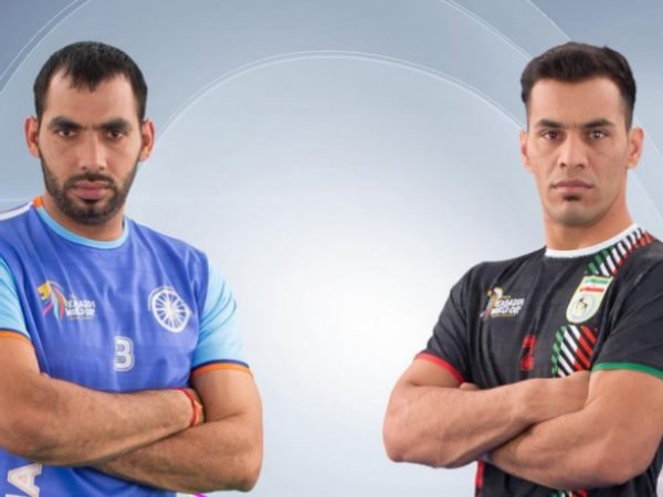Kabaddi World Cup Final Between India Iran Gujarat Ahmedabad