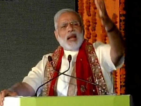Top Ten Points Pm Narendra Modi S Speech Lucknow At Dussehra