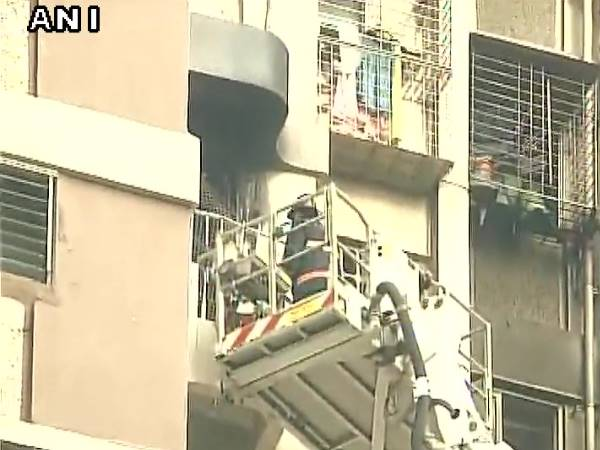 Mumbai Fire Ambulance Fire Brigade Maharashtra