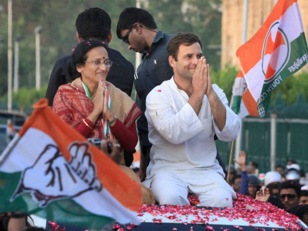Big Blow Likely Up Congress Rita Bahuguna May Join Bjp Sour