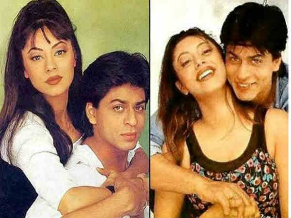Shahrukh Khan Gauri Khan Are Celebrating Their 25th Marriage