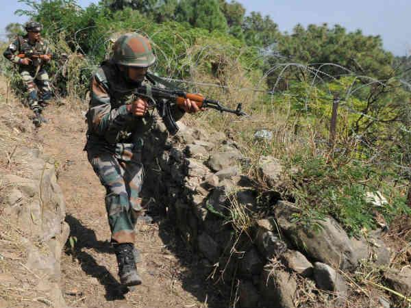 Terror Attack Carried At Crpf Camp Zakura Outskirts Srinaga
