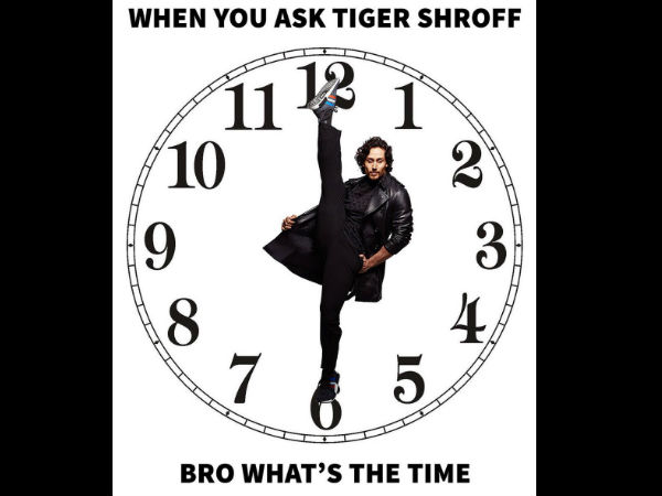 Tiger Shroff Gets Trolled Again See His Hilarious Memes