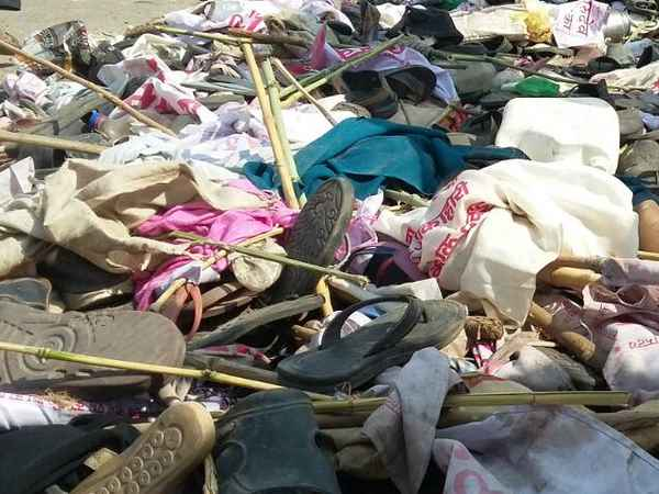 Varanasi Jai Gurudev Stampede The Program 12 People Killed