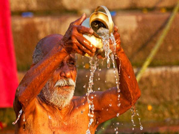 Importance Procedure Giving Water Sun Or Surya Ko Arghya Dene Labh