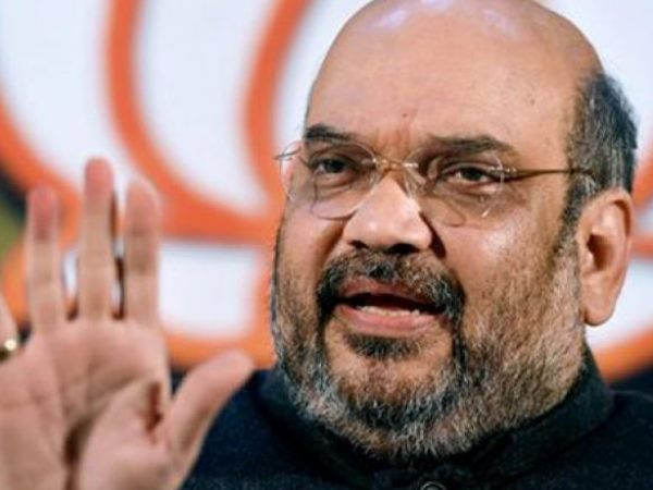 Amit Shah Hits Hard On Congress Almora A Rally He Takes Jib