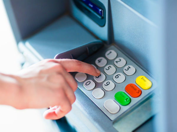 You Find Yourself Need Cash But Without Your Atm Card