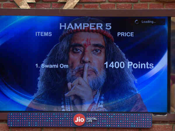 Bigg Boss 10 Swami Omji Is Back Big Boss With New Plan With
