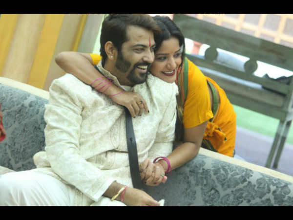 Bigg Boss 10 Is Mona Wedding At Stake Because Manu Punjabi