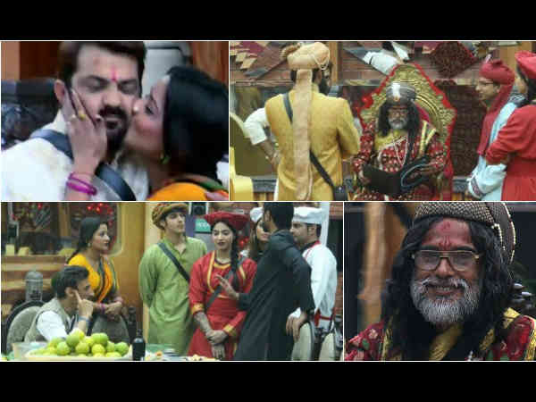 Bigg Boss Introduces The Luxury Budget Task Costume Drama
