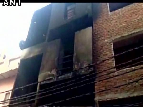 Dead After Fire Broke In Garment Factory Sahibabad
