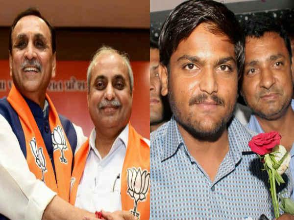 Why Gujarat Government Sent Invitation Hardik Patel On Reservation