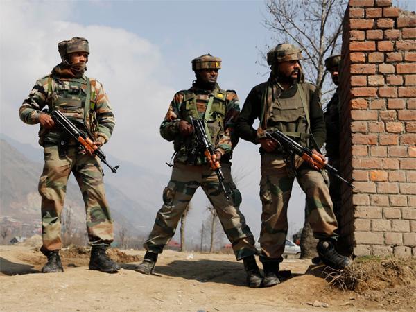 Soldiers Killed An Encounter Machil Jammu Kashmir Body One
