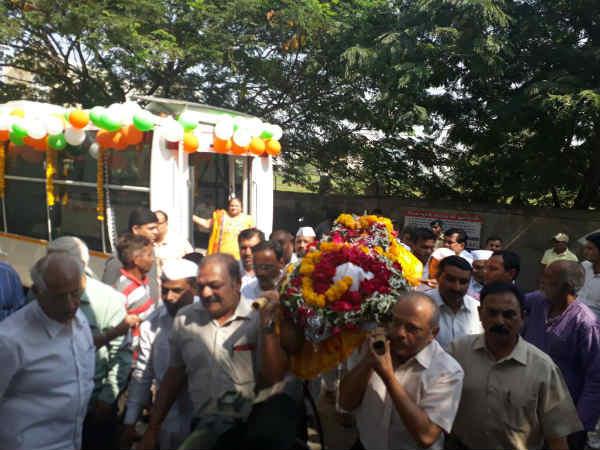 Mahatma Gandhi S Grandson Ex Nasa Scientist Kanubhai Dies At