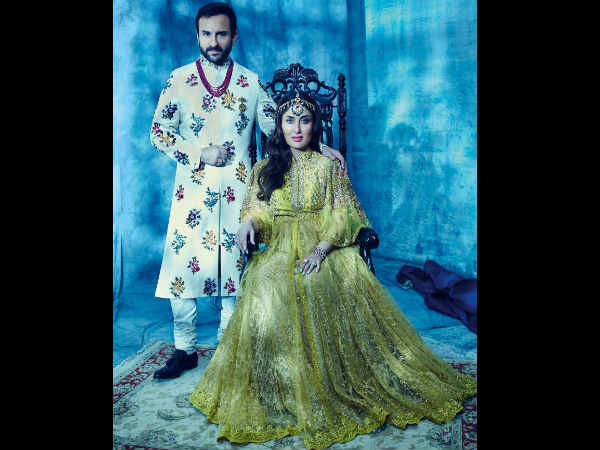 Pregnant Kareena Saif Ali Khan Romantic Photoshoot