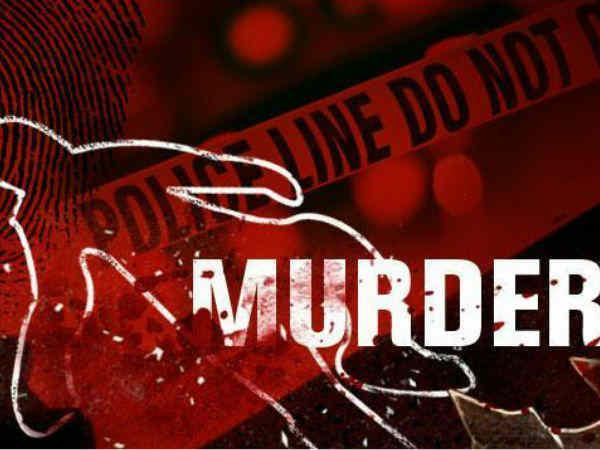 Murder Estate Broker Ahamedabad Rabari Colony Last Night