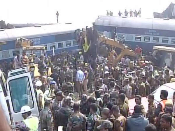 Death Toll Rise Over 100 Indore Patna Express Train Accident