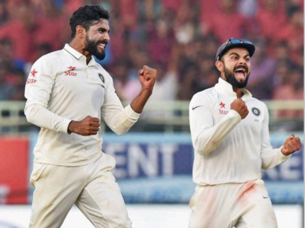 મોહાલી ટેસ્ટમાં ભારતની ધમાકેદાર જીત, જીત અપાવનાર 5 હીરો