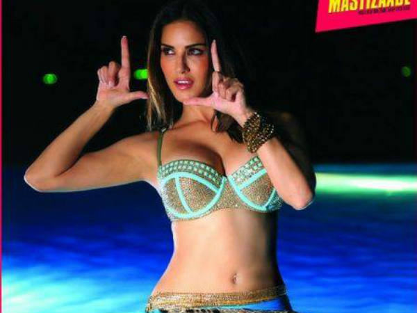 Sunny Leone Share Video Of Dance On Sofa