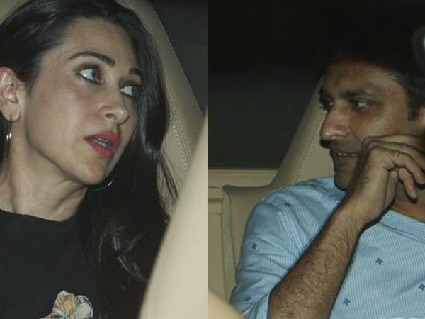 Karisma Kapoor With Boyfriend Sandeep Toshniwal Clicked Pictures Together