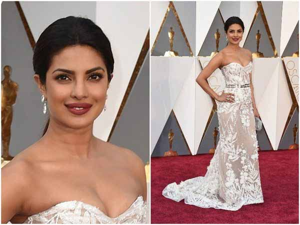 Priyanka Chopra Oscar 2016 Look Pics She Made It In Google Search