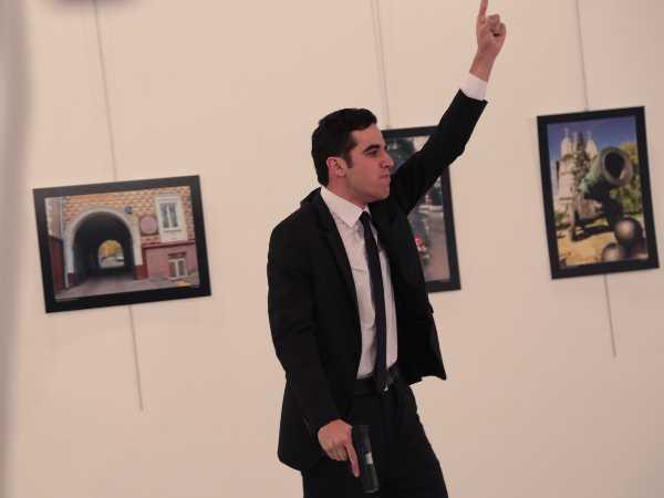 Russia S Ambassador Shot Dead Turkey