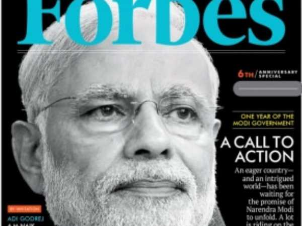 Forbes Editor Steve Forbes Criticise Demonetisation Move