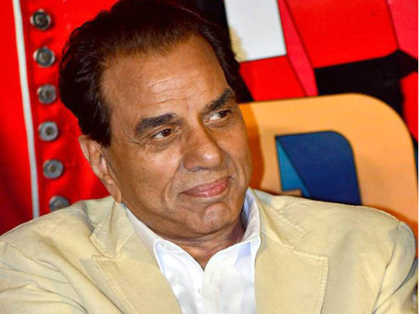 Bollywood Superstar Dharmendra Admitted To Hospital