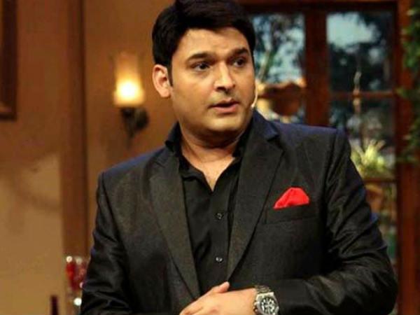 Fir Filed Against Actor Kapil Sharma Under Mrtp Act