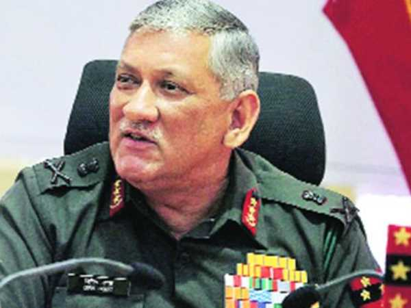 After Appointment New Army Chief Bipin Rawat Opposition Par