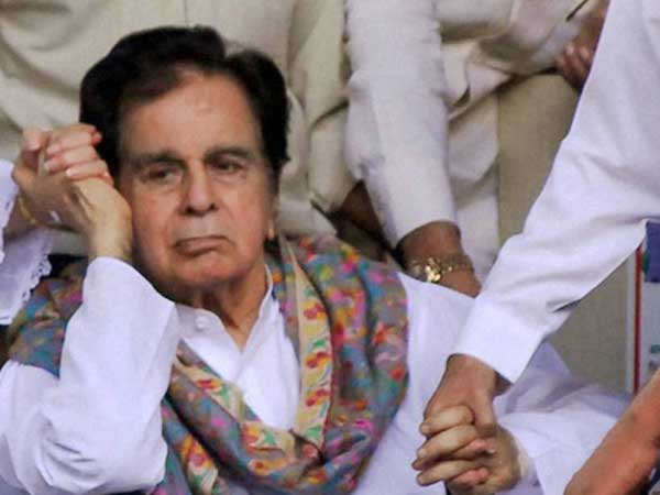 Legendary Actor Dilip Kumar Was Rushed Hospital Due Acute Pa