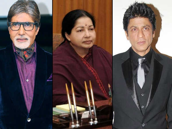 Jayalalithaa Is Dead Rajinikanth Amitabh Bachchan Offer Condolences Twitter