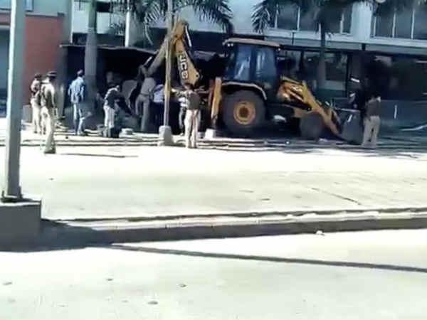 Illegal Construction Restaurant Ravindra Jadeja Demolished