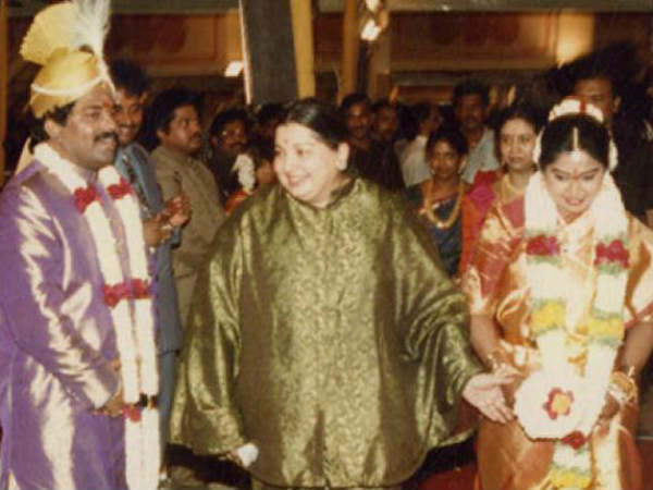 Vn Sudhakarn Was The Foster Son Jayalalithaa But She Disowne