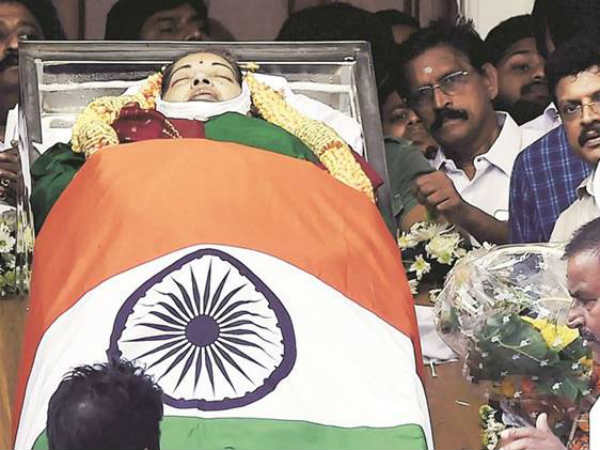 The Aiadmk On Wednesday Announced That 77 People Had Died Fo