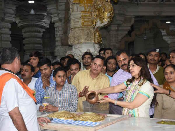 Juhi Chavala Somnatha Mahadev Temple Gujarat