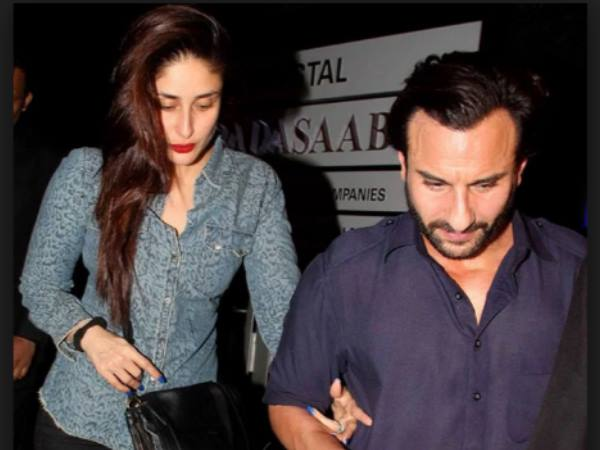 Actress Kareena Kapoor And Saif Ali Khan Blessed With A Baby Boy