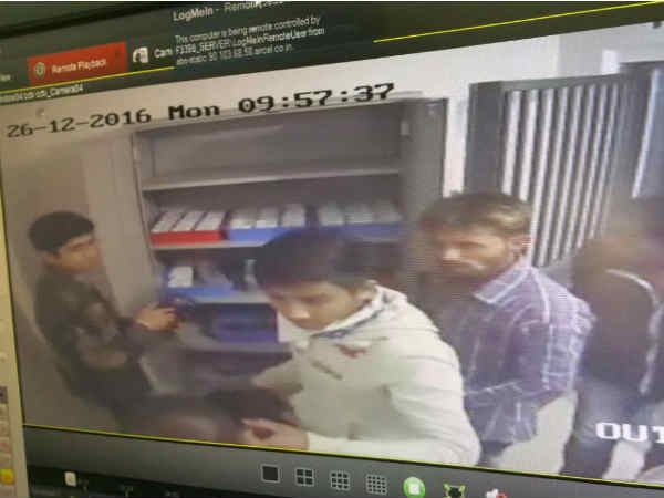 Arrested Case Muthoot Loot Dhoraji