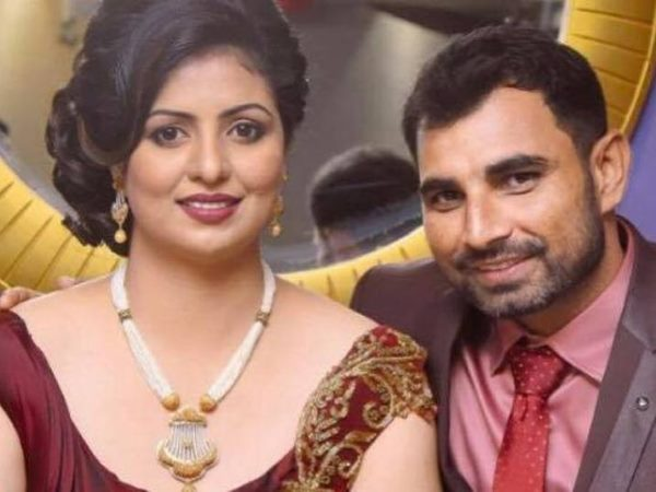 Cricketer Mohammed Shami Trolled Over Wife S Dress Couple S
