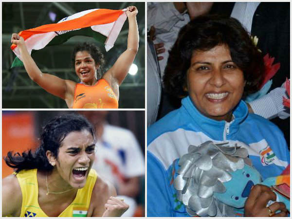 Flashback 2016 Women Athletes Who Made India Proud