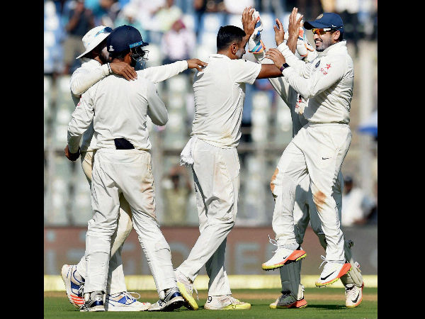 India Vs England 4th Test India Win An Innings 36 Runs Cl