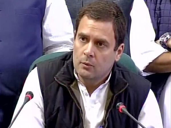 Rahul Gandhi Says We Have Information About Corruption Charges Against Pm