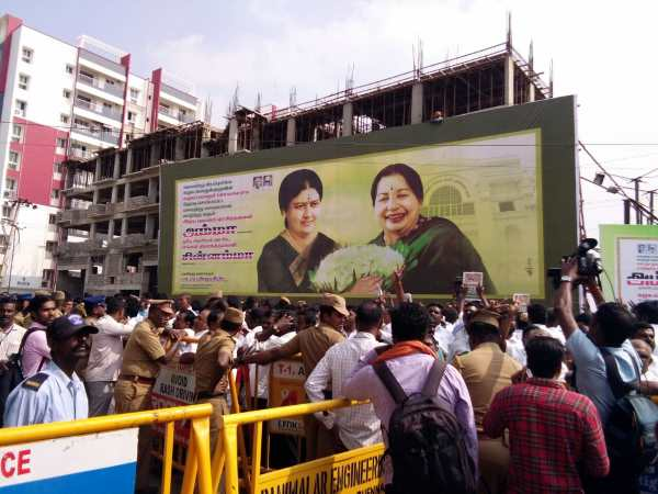 Tamilnadu Sasikala Natarajan Appointed As Aiadmk General Secretary