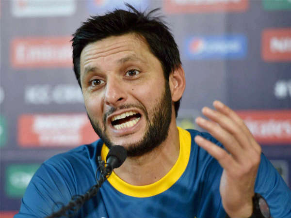 Shahid Afridi Has Expressed Disappointment About The Detenti
